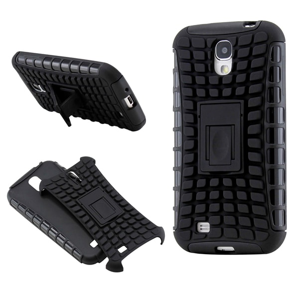 Gearonic Samsung Galaxy S4 Siv Hybrid Rugged Case W Holster