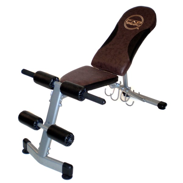 CAP Barbell FID Bench