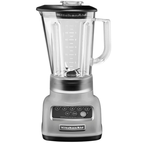 kitchenaid 5 speed blender. kitchenaid ksb1570 5-speed classic blender - free shipping today overstock.com 15430703 kitchenaid 5 speed p