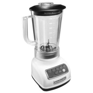 KitchenAid KSB1570 5-Speed Classic Blender (Option: White)