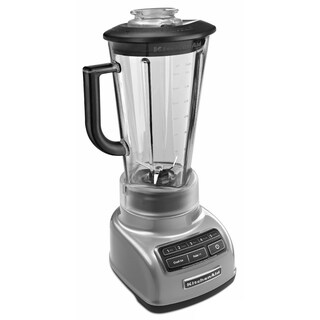KitchenAid KSB1575 5-Speed Diamond Blender (Option: Metallic Chrome)