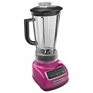 KitchenAid KSB1575 5-Speed Diamond Blender (Option: Raspberry Ice)