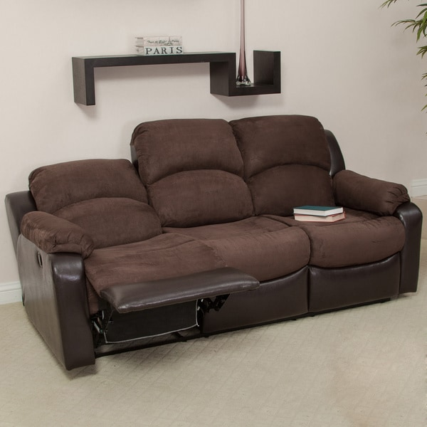 Christopher Knight Home Graham Dual Motion Sofa