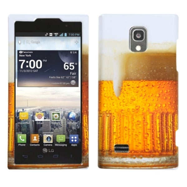 BasAcc Beer-Food Fight Collection Case for LG VS930 Spectrum 2