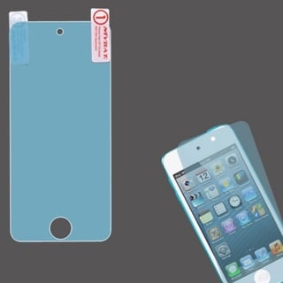 Insten Clear LCD Screen Protector Film Cover For Apple iPod Touch 5th/ 6th Gen, Blue