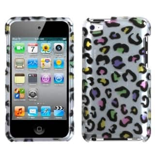 INSTEN Colorful Leopard iPod Case Cover for Apple iPod Touch 4th Generation|https://ak1.ostkcdn.com/images/products/8076544/8076544/BasAcc-Colorful-Leopard-Case-for-Apple-iPod-Touch-4th-Generation-P15430865.jpg?impolicy=medium