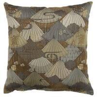Shina Cinder 17-inch Throw Pillows (Set of 2)