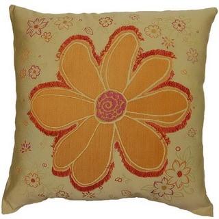 Harmony Spring Green 26-inch Floor Pillow