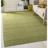 Safavieh Hand-woven Southampton Green Rug (2' x 10') - 2' x 10'