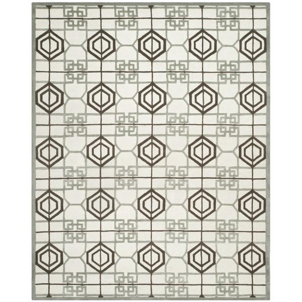Safavieh Handmade Thom Filicia Hazel Wool/ Viscose Rug - 8' x 10'