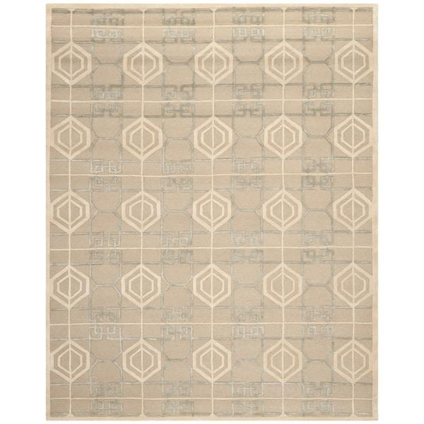 Safavieh Handmade Thom Filicia Logan Wool/ Viscose Rug - 9' x 12'
