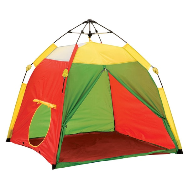 Pacific Play Tents One Touch 48 x 48-inch Tent (Primary Colors)