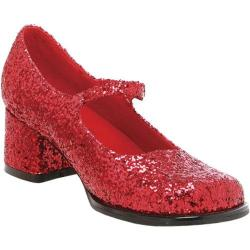 Girls' Ellie Eden-G-175 Red Glitter