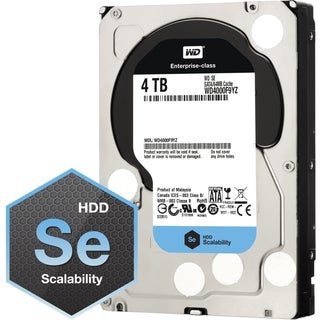 "WD WD4000F9YZ 4 TB 3.5"" Internal Hard Drive"