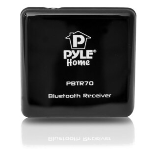 PyleHome Bluetooth A2DP Streaming Audio Interface (Music/Audio) Recei