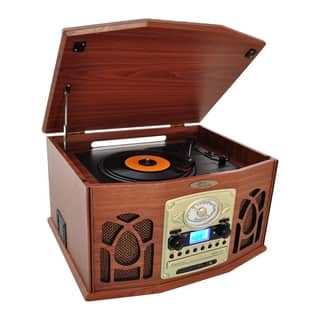 PyleHome Vintage PTCDS7UIW Record/CD/Cassette Turntable https://ak1.ostkcdn.com/images/products/8079573/P15433710.jpg?impolicy=medium