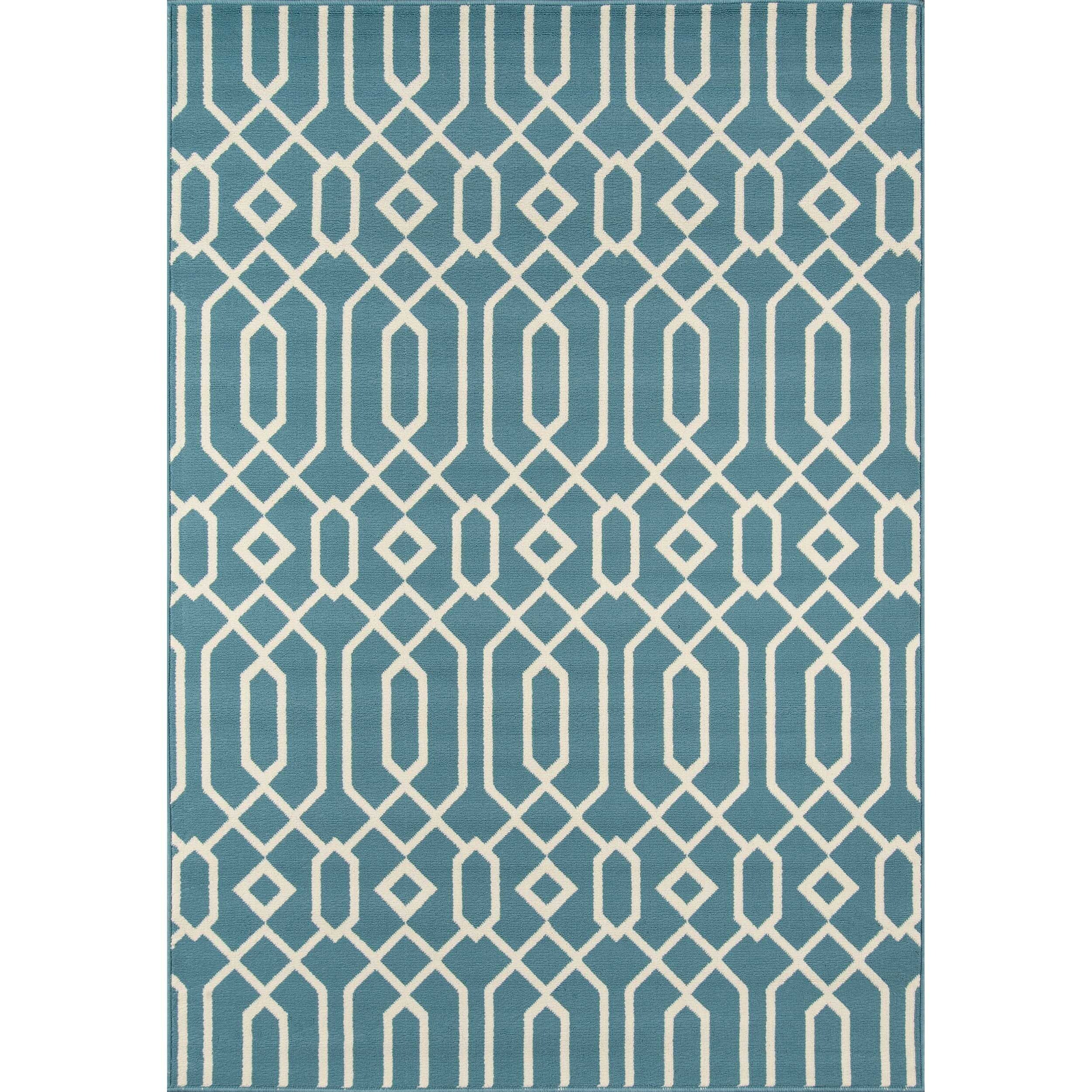 Momeni baja links blue indoor outdoor area rug 710 x