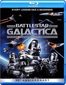 Battlestar Galactica (35th Anniversary) (DVD)