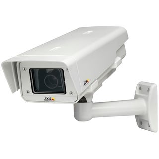 AXIS P1357-E Network Camera - Color, Monochrome - CS Mount