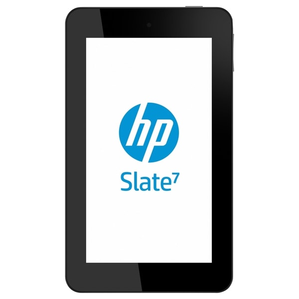 "HP Slate 7 2800 Tablet - 7"" - 1 GB DDR3 SDRAM - ARM Cortex A9 Dual-co"