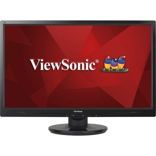 "Viewsonic VA2446m-LED 24"" LED LCD Monitor - 16:9 - 5 ms"
