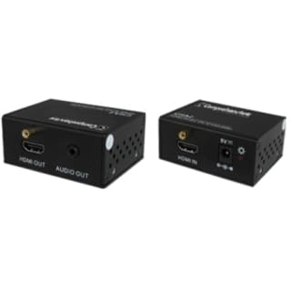 Comprehensive HDMI Audio Splitter/De-embedder