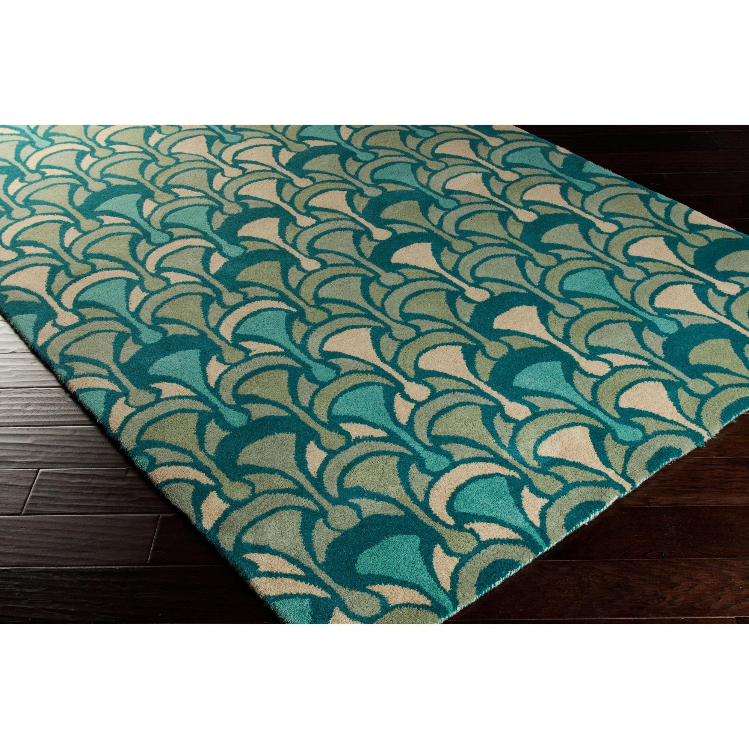 SURYA Hand-tufted 'Destinations' Moroccan Tile Rug (5' x ...