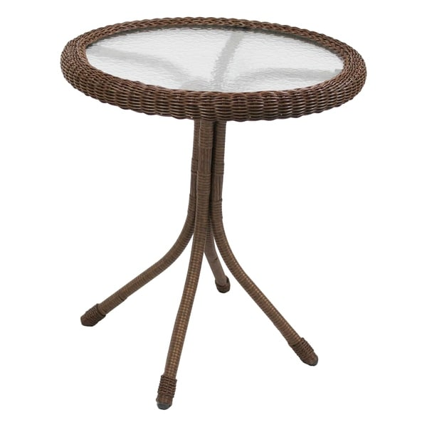 24 Inch Outdoor Bistro Table
