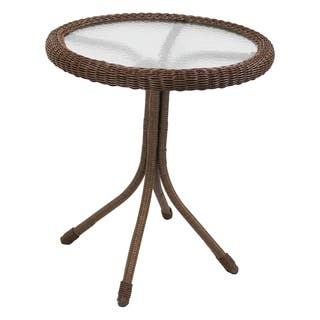 International Caravan Outdoor Resin Wicker and Glass-top Bistro Table https://ak1.ostkcdn.com/images/products/8082686/P15436235.jpg?impolicy=medium