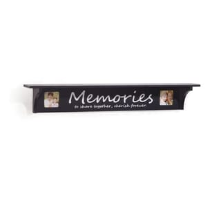 Mellannco 'Memories' 30-inch Wall Shelf