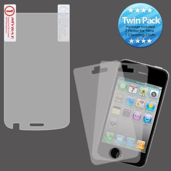 INSTEN Clear Screen Protector Twin Pack for LG Enlighten/ Gelato Q
