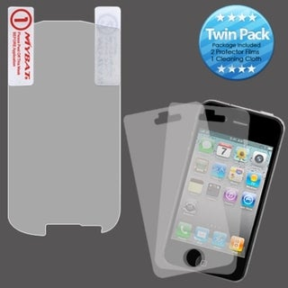 INSTEN Clear Screen Protector Twin Pack for LG VN270 Cosmos Touch