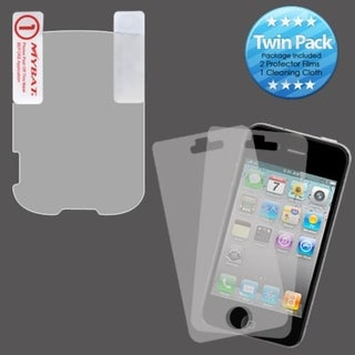 INSTEN Clear Screen Protector Twin Pack for LG VN251 Cosmos 2