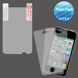 INSTEN Clear Screen Protector Pack for HTC Wildfire S/ GSM Wildfire S CDMA