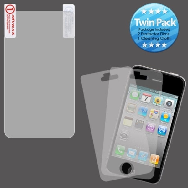 BasAcc Screen Protector Twin Pack for HTC Inspire 4G
