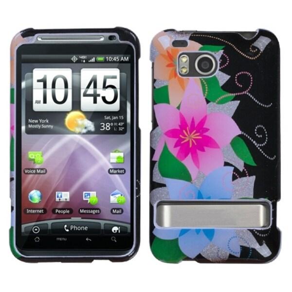 INSTEN Rosemary Sparkle Phone Case Cover for HTC ADR6400 Thunderbolt