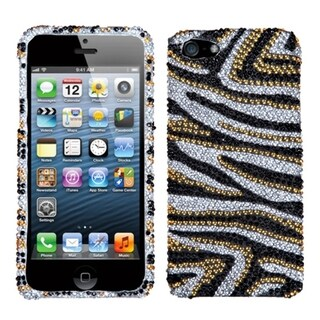 INSTEN Smoke/ Black Stripes Gummy Phone Case Cover for Samsung Galaxy Note II