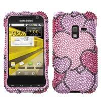 INSTEN Golden Zebra Skin Diamante Protector Phone Case for Apple iPhone 5/ 5S/ 5C/ SE