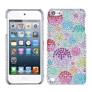 Link to Insten Colorful Rainbow Bubbles Hard Snap-on Diamond Bling Case Cover For Apple iPod Touch 5th/ 6th Gen Similar Items in MP3 & iPod Accessories