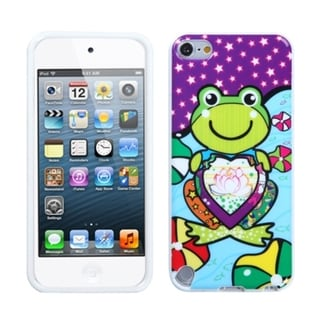 Link to Insten Frog TPU Rubber Candy Skin Glossy Case Cover For Apple iPod Touch 5th/ 6th Gen Similar Items in MP3 & iPod Accessories