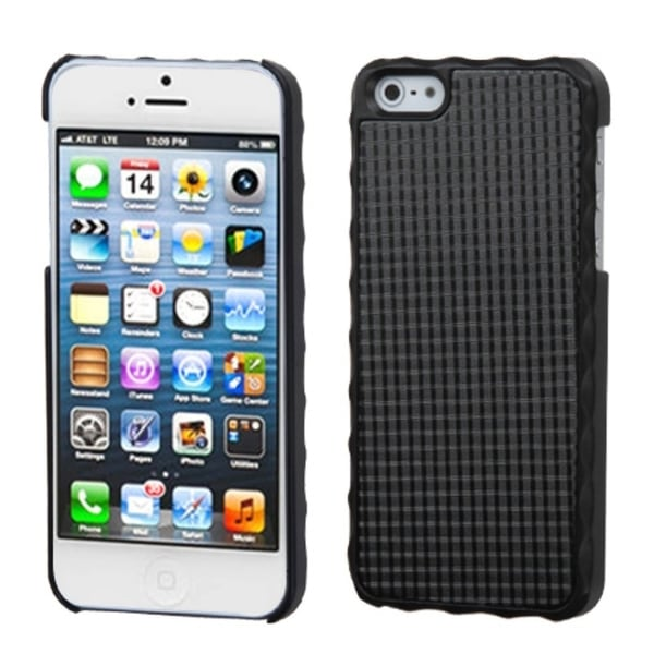 INSTEN Glistening Pond Alloy Executive Phone Case for Apple iPhone 5/ 5S/ SE