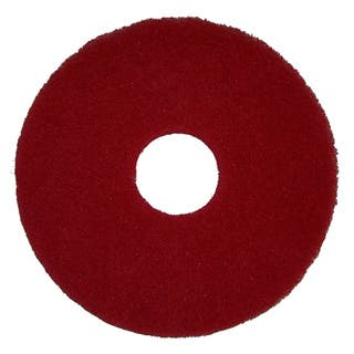 Bissell Commercial Red 12-inch Polish Pad|https://ak1.ostkcdn.com/images/products/8083781/8083781/Oreck-Red-12-inch-Polish-Pad-P15437165.jpg?impolicy=medium