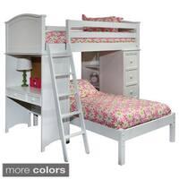 Cooley Twin Sleep/ Study/ Storage Loft Bed