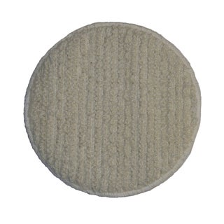 12-Inch Terry Cloth Carpet Bonnet for Bissell Commercial BGEM9000 Floor Machine