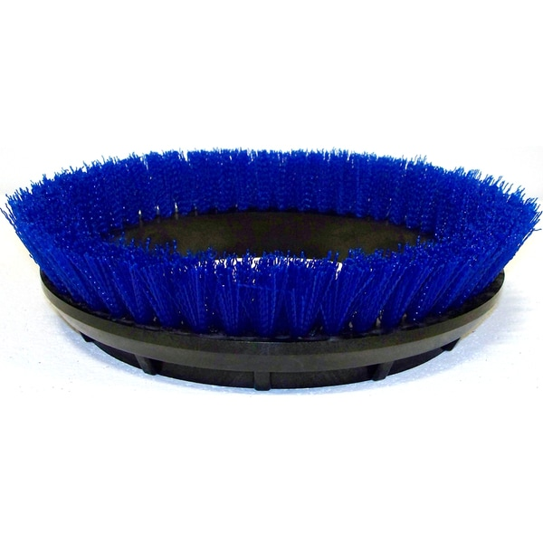 Bissell Commercial 12-inch Blue Scrub Brush