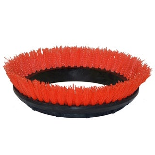 Bissell Orange Scrub Brush for BGEM9000 Floor Machine