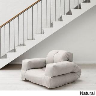 Fresh Futon Hippo Convertible Futon Chair / Bed