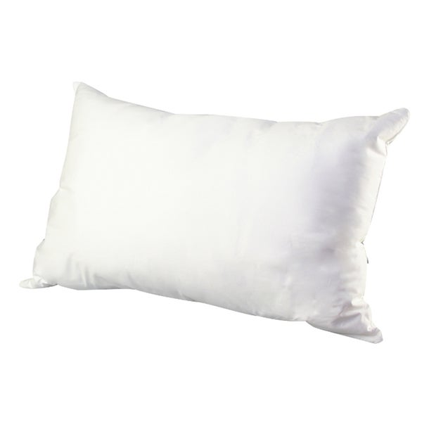 Shop Restmate Microfiber Fill Down Alternative Pillow