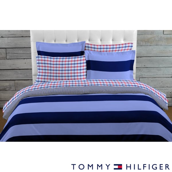 Tommy Hilfiger Kenwood 3-piece Comforter Set