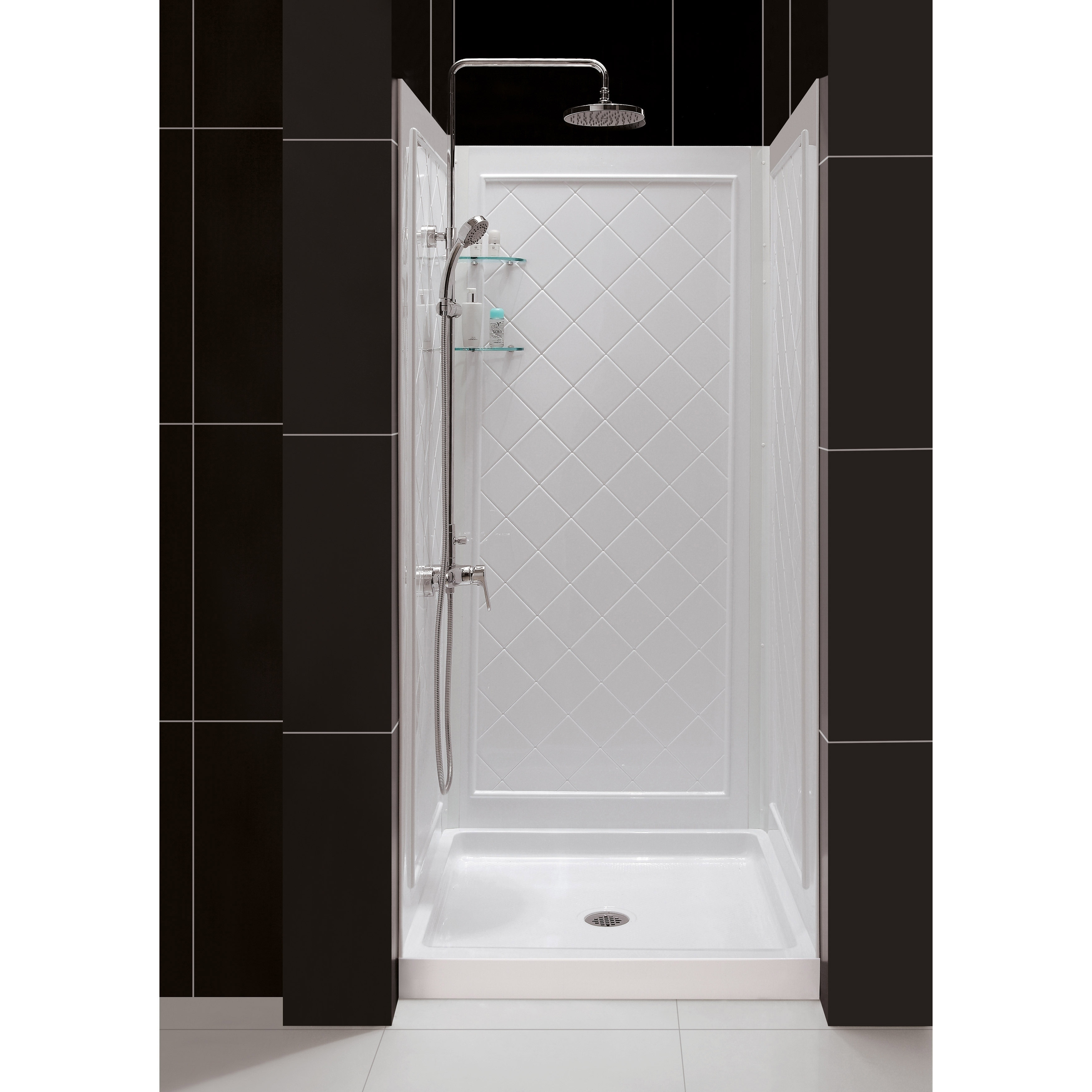Buy 32 x 32, Acrylic Shower Stalls & Kits Online at Overstock.com ...